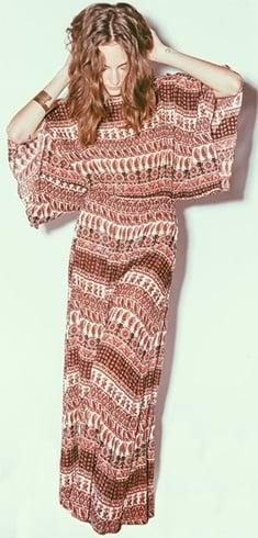 Long-sleeved Kaftans by Cleobella