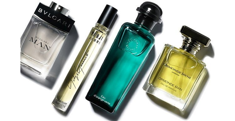 Men's fragrances a womans guide