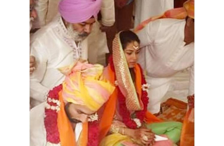 Mira Rajput and Shahid Kapoor wedding