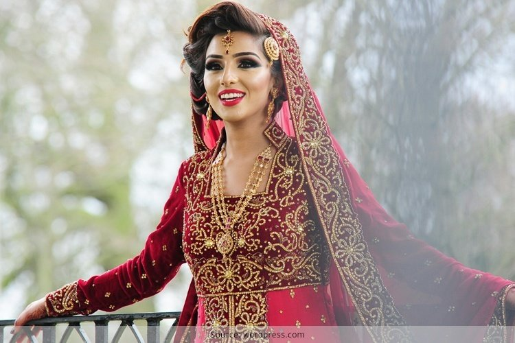 Poses Every Muslim Bride Must Have In Her Wedding Album