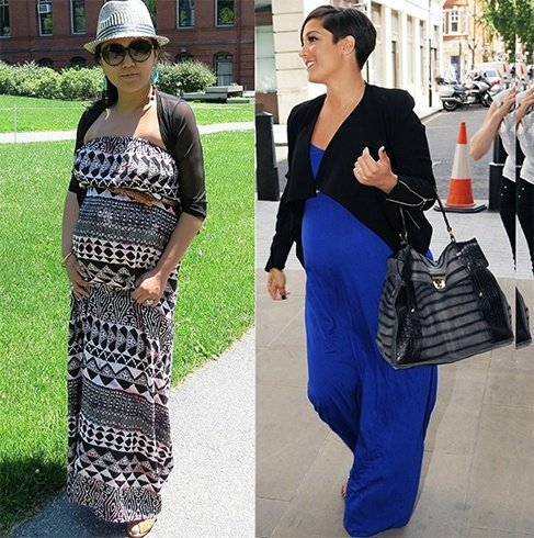Pregnant ladies fashion