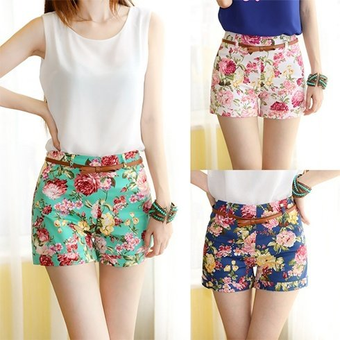 Printed shorts for friendship day