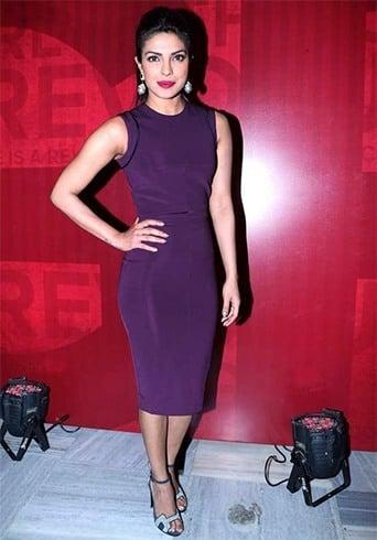 Priyanka Chopra at Girl Rising