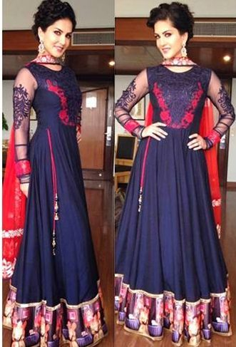 Ramzan anarkali suits