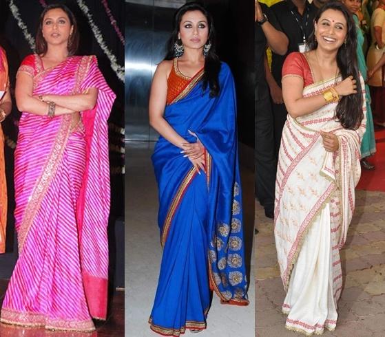 Rani Mukherjee in Auradha Vakil