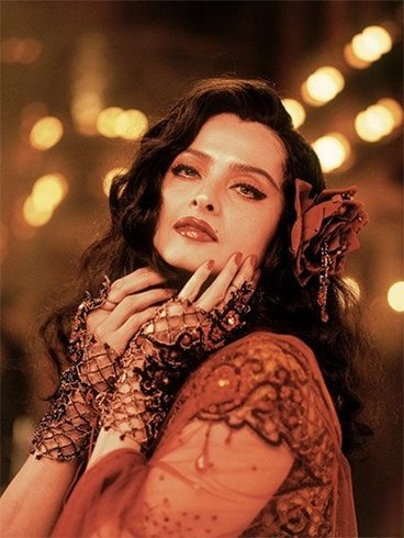 Rekha in parineeta