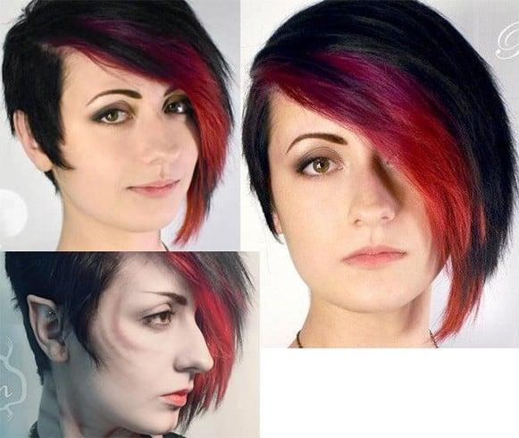 Ravenous Hairstyle