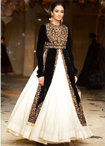 Rohit Bal's Anarkali suits for Eid