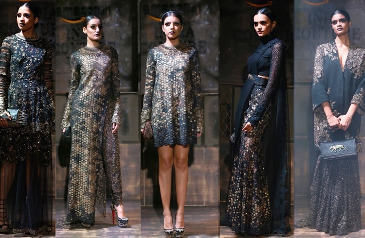 Sabyasachi Mukherjee Indian Couture week