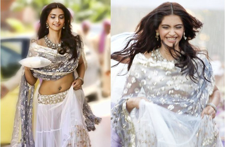 Sonam Kapoor Movie Wedding Dresses