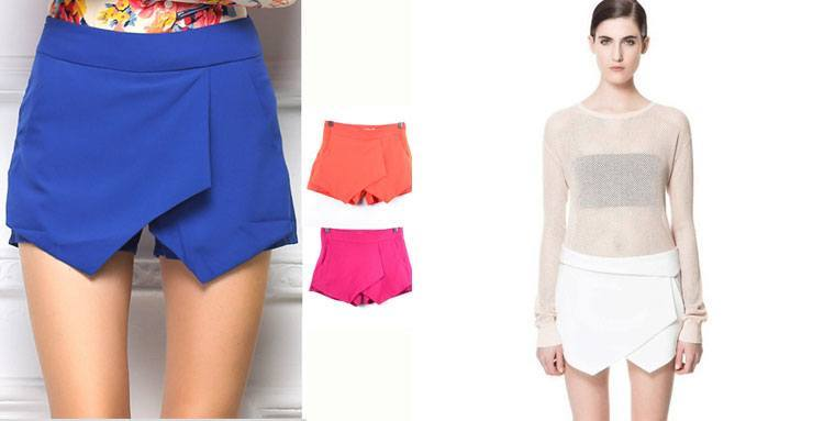 summer skorts for womens