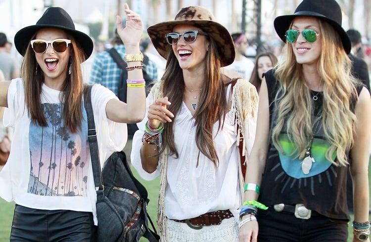 Sunglasses for music festivals
