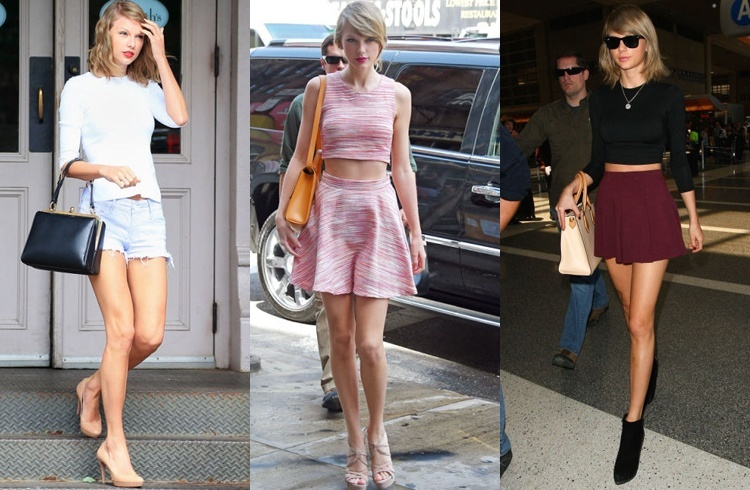 Taylor Swift High Street Fashion