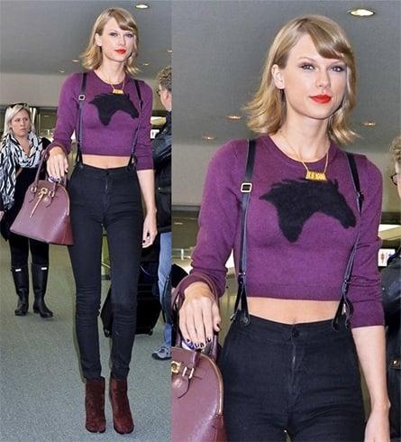 Taylor Swift skinny jeans
