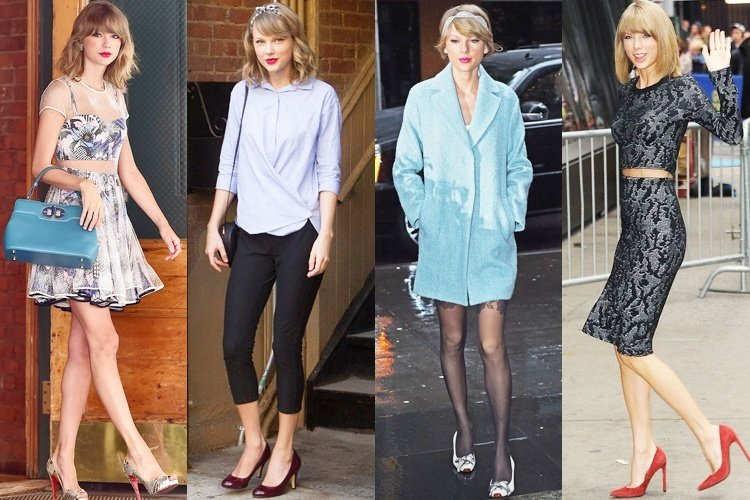 Here S What You Can Learn From Taylor Swift S Style