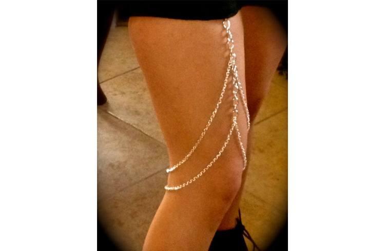Thigh Chain by COACHELLA