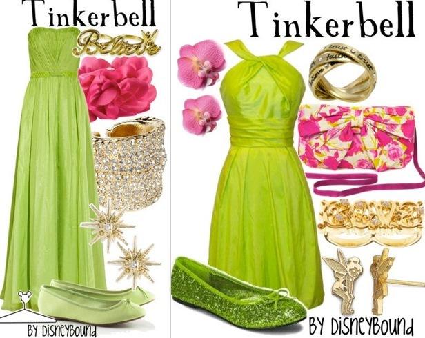 Tinkerbell dresses