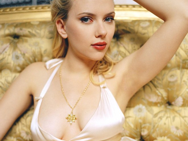top Blondes in Hollywood