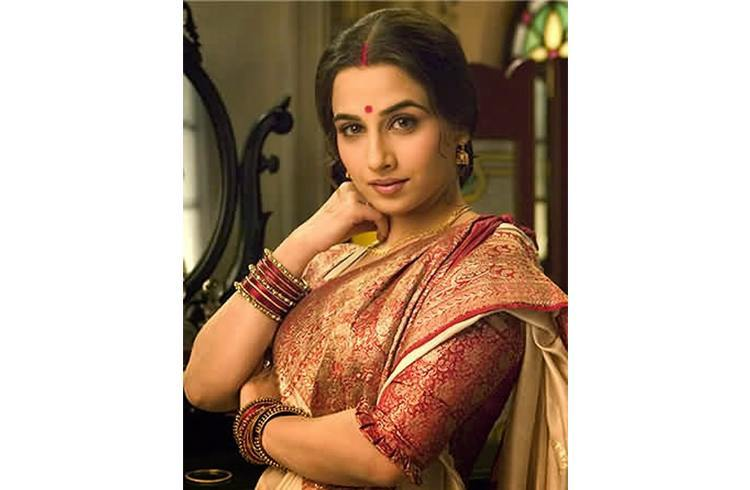 Vidya Balan movie wedding dresses