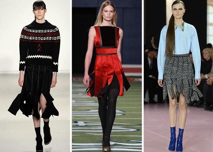 Fall fashion trends 2015
