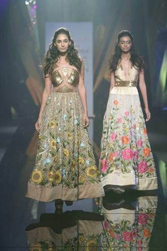 Abu Jani and Sandeep Khosla Fashion week