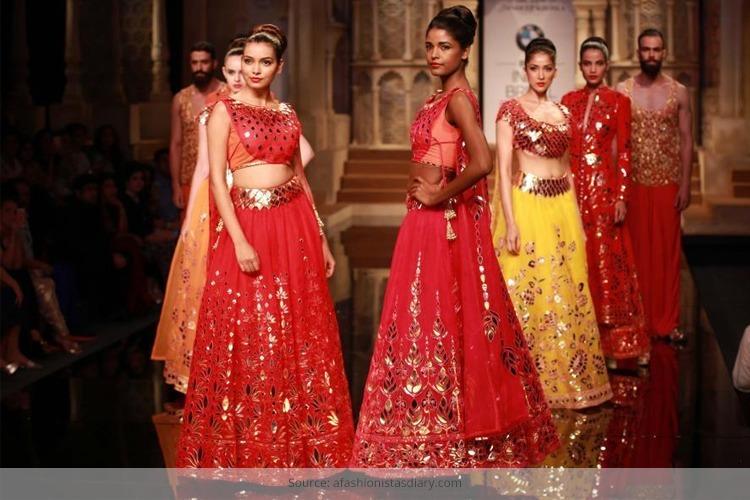 Abu Jani and Sandeep Khosla Indian Bridal Fashion Week