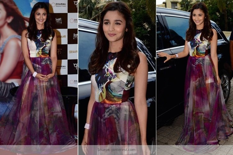 Alia Bhatt in Gauri and Nainika