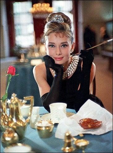 Audrey Hepburn fashion