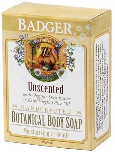Badger Organic Body Soap