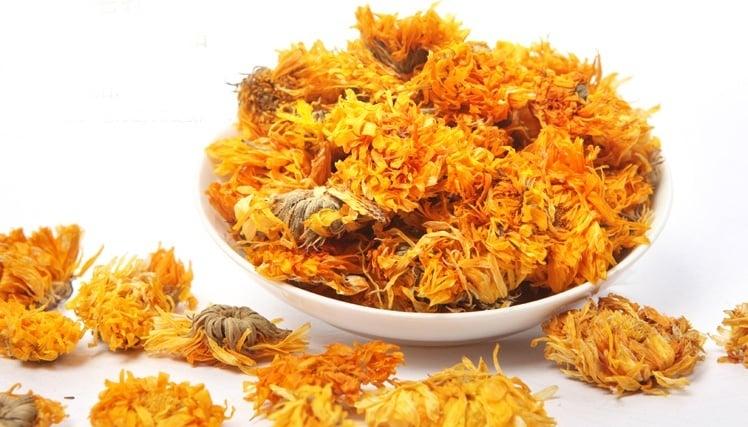 Benefits of marigold flower for skin