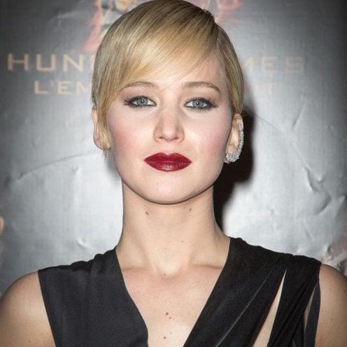 Celebrities Plum Lipstick Shades