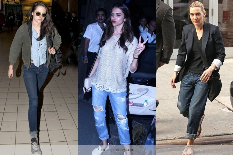 Celebrities best Denims