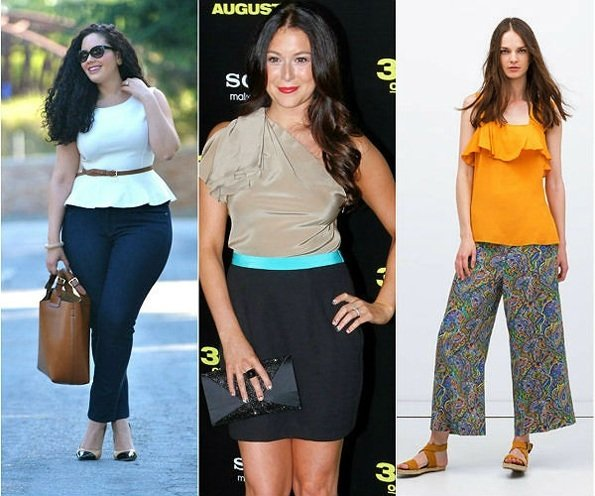 Clothes to Flatter Wide Hips