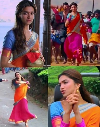 Unforgettable Fashion Moments From Chennai Express