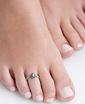 Toe Ring Fetish 90