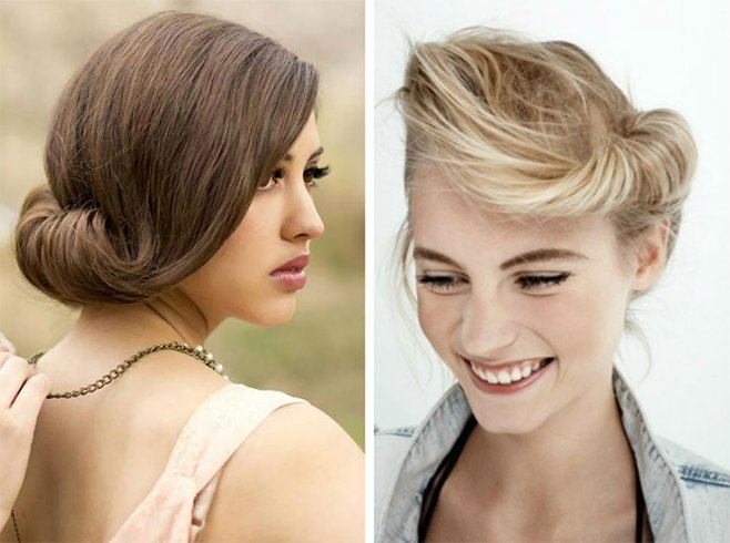 Excellent 30 Indian Wedding Hairstyles For Picture Perfect Brides Short Hairstyles Gunalazisus
