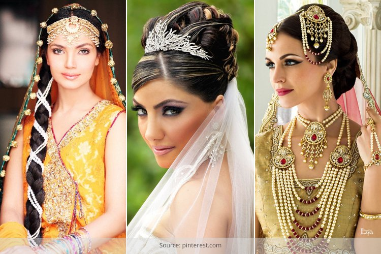 30 Indian Wedding Hairstyles For Picture Perfect Brides