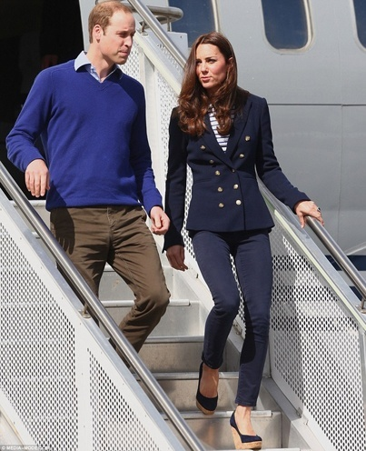 Kate Middleton wore zara clothing