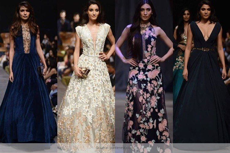 Manish Malhotra Lakme Fashion Week collections