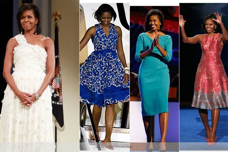 Michelle Obama Fashion Statements