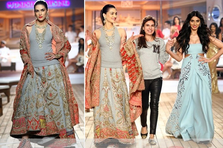 Monisha Jaising India Couture Week 2015