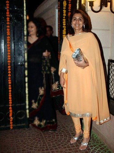 Neetu Singh Fashion Statement