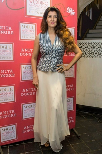 Sangeeta Bijlani's Most Fashionable Avatars