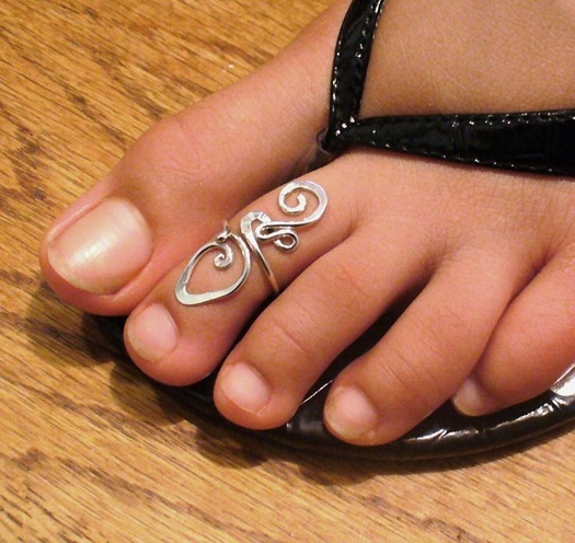 Toe Ring Fetish 56