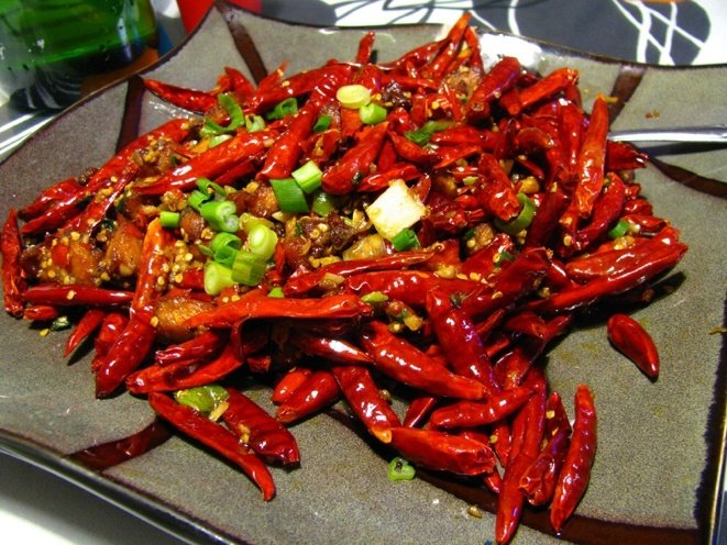 Spicy Food That Cause Acne