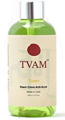 TVAM Toner Neem Clove Anti Acne