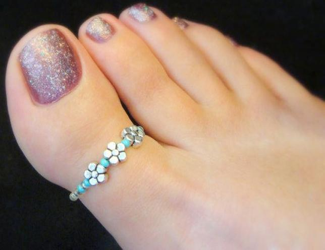 Toe Ring Fetish 35