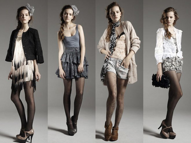 Topshop Womens Clothing