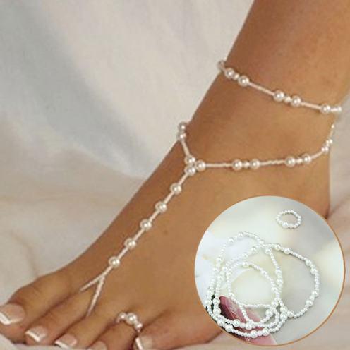 adjustable toe rings