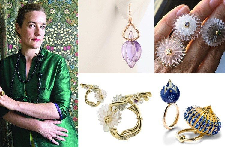 Alice Cicolini Luxury Jewelry Designers